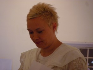 Ingrid Storholmen Reading